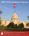 HACU presents its 2015 Legislative Agenda at the Capitol Forum on Hispanic Higher Education