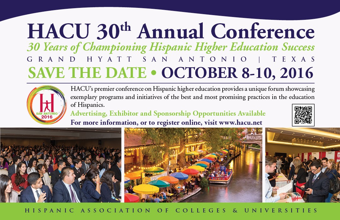 hispanic association of colleges and universities hacu at 30