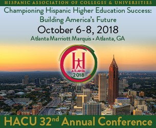 Hispanic Association Of Colleges And Universities Hacus Annual